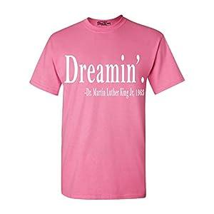 shop4ever Dreamin'. Martin Luther King Jr, 1963 T-Shirt
