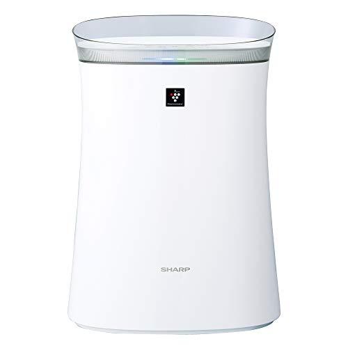 シャープ 空気清浄機 プラズマクラスター 7000 スタンダード 14畳   空気清浄 23畳 ウイルス 花粉 2018年モデル ホワイト FU-J50-W