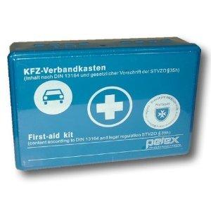 Verbandskasten KFZ DIN 13164 Haltbar bis mind. 03/2017
