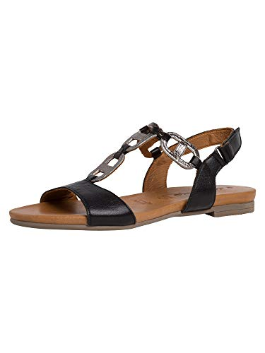Tamaris Damen Sandale 1-1-28163-24 094 weit Größe: 36 EU