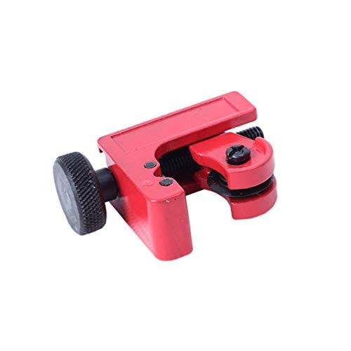 BESPORTBLE Pfeilschneider Rohr Mini-Cut-Off-Tool Einstellbare Befiederungsvorrichtung Gerade Helix-Werkzeug für DIY Bogenschießen Pfeile