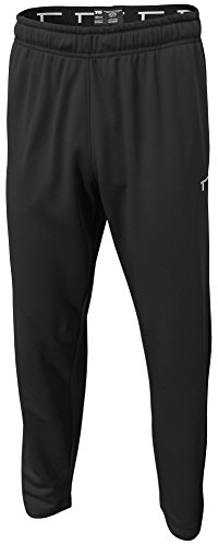 TREN Herren Thermal Performance Fleece Pant Sweathose Schwarz 001 - L