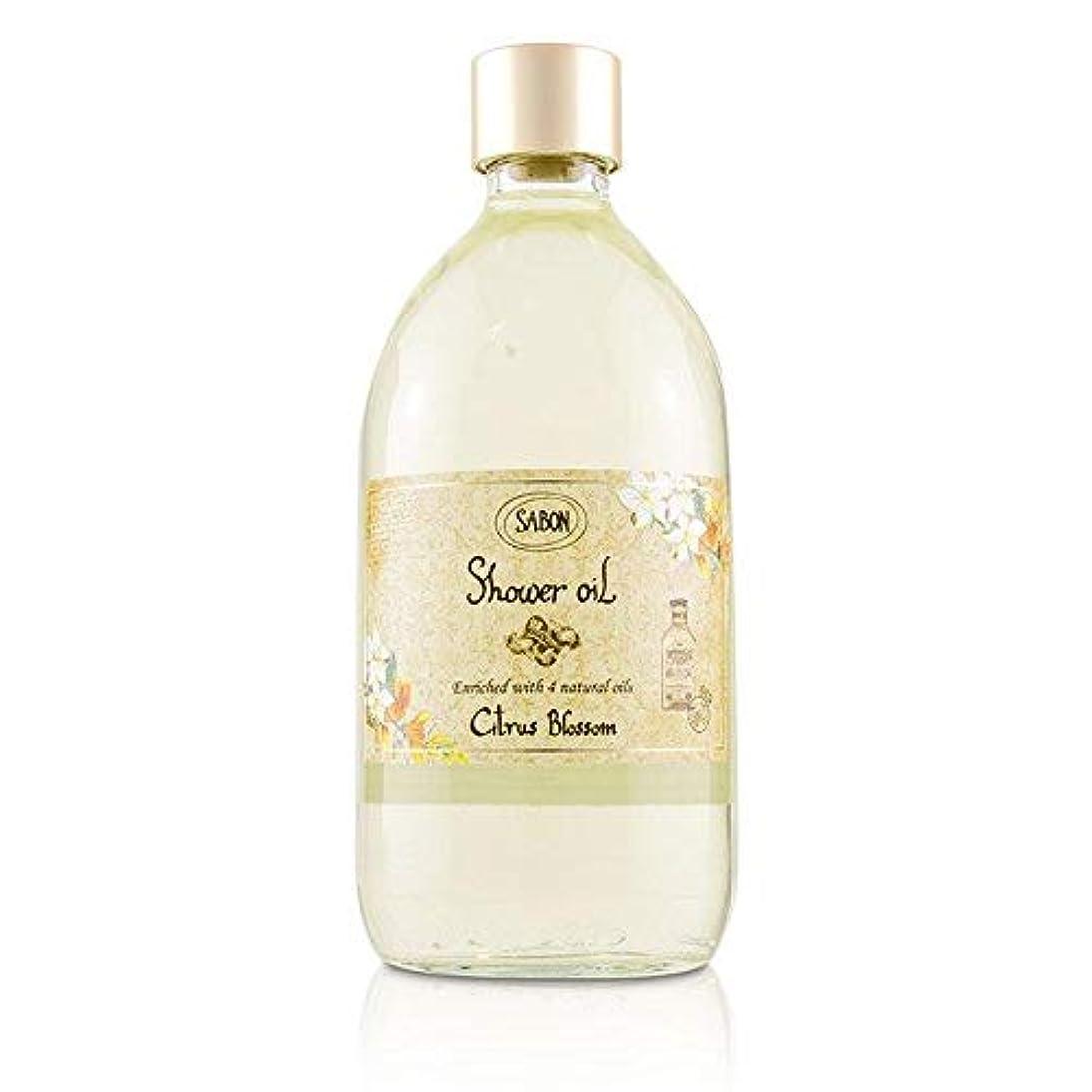 母音磨かれた邪悪なサボン Shower Oil - Citrus Blossom 500ml/17.59oz並行輸入品