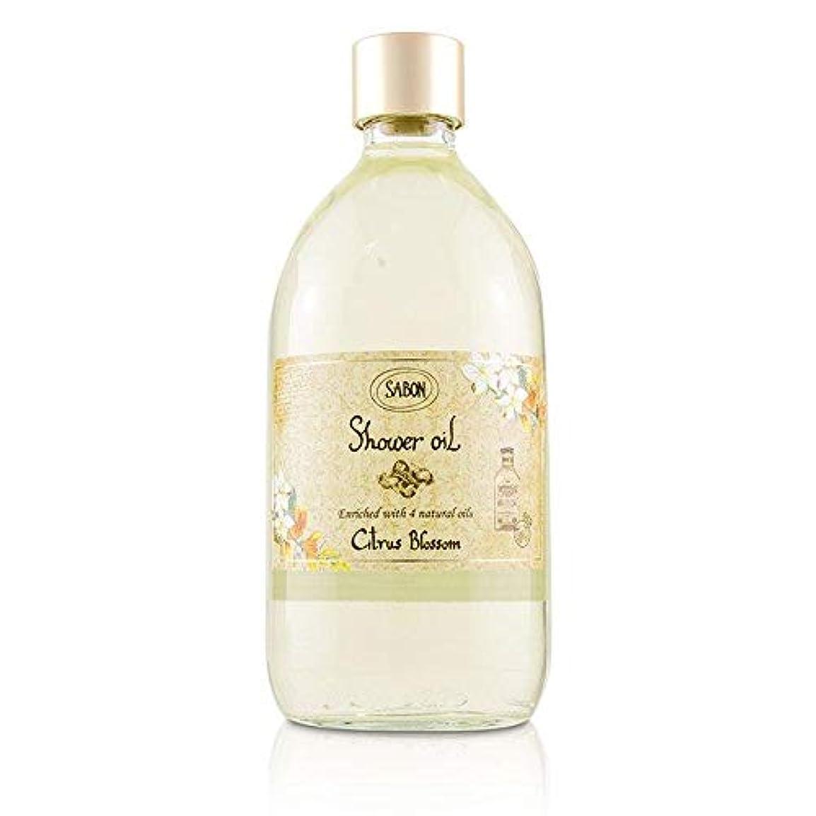 ガードいいね慣らすサボン Shower Oil - Citrus Blossom 500ml/17.59oz並行輸入品
