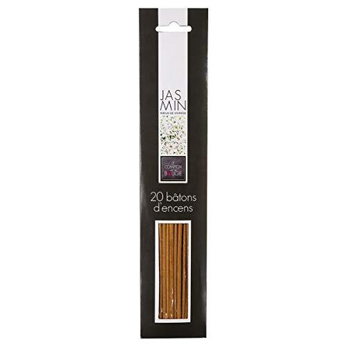LE COMPTOIR DE LA BOUGIE 20 bâtons d'encens - parfums aux choix (vanille)