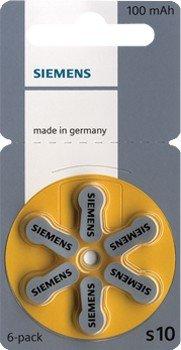 avis test appareil auditif professionnel 60 Batterie pour prothèses auditives Siemens de type 10 PR70 ZL4