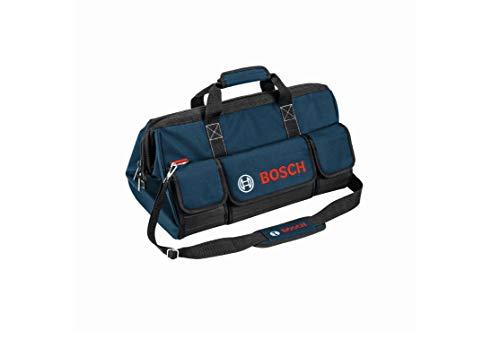 Bosch Professional - Bolsa para herramrientas (talla Medium, 48x30x28 cm, azul)
