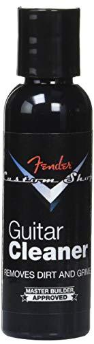 Limpiador de guitarra Fender Custom Shop, 2 onzas, 099-0537-000