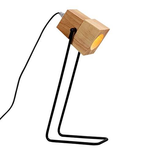 YLCJ Tafellamp, wit, creatief, moderne hanglamp, tafellamp, eettafel, decoratie, tafel van massief hout, tafel van glas (grootte: dimbaar)