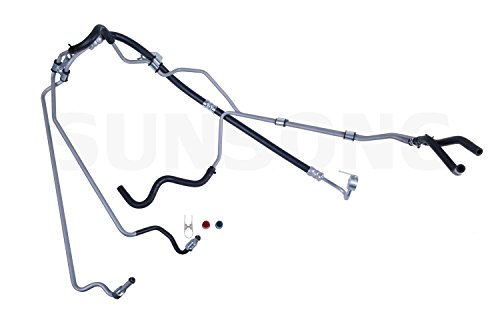 Sunsong 3401254 Power Steering Hose Assembly (Toyota)