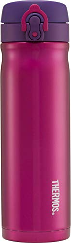 Thermos Direct Drink Flask, Pink, 470 ml