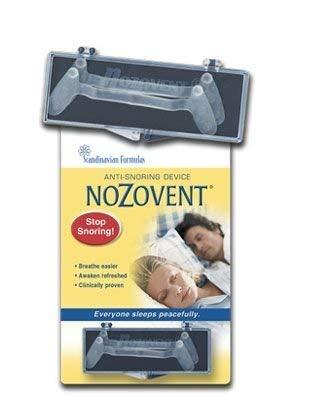 Nozovent Anti-Snore 2 Box ( Multi-Pack)