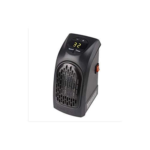 Calentador eléctrico, calentador de ventilador Portátil Mini Handy Handy Handy Fan Calentador...