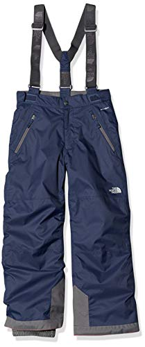 The North Face Y Snwqust Susp P Pnt, Pantaloni da Sci Bambino, Blu (Cosmic Blue), M