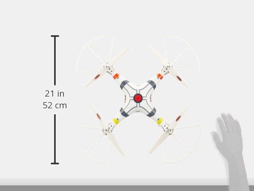 JAMARA 422035 - Payload GPS VR Drone Altitude HD FPV Wifi ComingHome - Position Hold via GPS, auto. Start-/ und Landefunktion, Höhenkontrolle, Track following -Flugbahn-Planung-Modus,Zuladung bis 350g