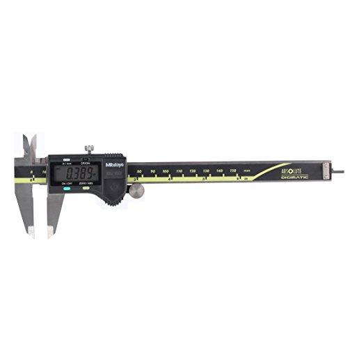 Mitutoyo Electronic Digital Caliper 500-196-30 Advanced Onsite Sensor (AOS),Battery Powered,Inch/Metric