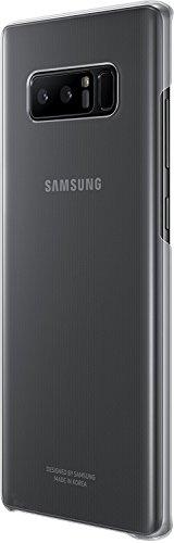 Samsung Note 8 Clear Cover - Funda para Samsung Galaxy Note 8, color traslúcido- Version española