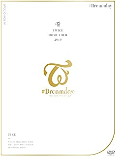 "【Amazon.co.jp限定】TWICE DOME TOUR 2019 ""#Dreamday"" in TOKYO DOME (初回限定盤DVD) (トートバッグ付)"