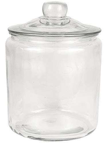 IB Laursen Glaskrug mit Glasdeckel und Gummiring - 4000 ml
