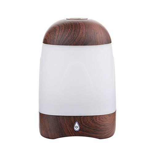 SUNHAO Humidificateur USB Humidificateur coloré Mini-pulvérisateur de Voiture Machine d'aromathérapie ultrasonique Ajouter de l'huile Essentielle