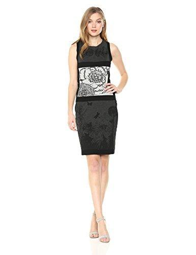 Desigual Vest_dsgl-Original Vestido, Negro (Black 2000), Medium para Mujer