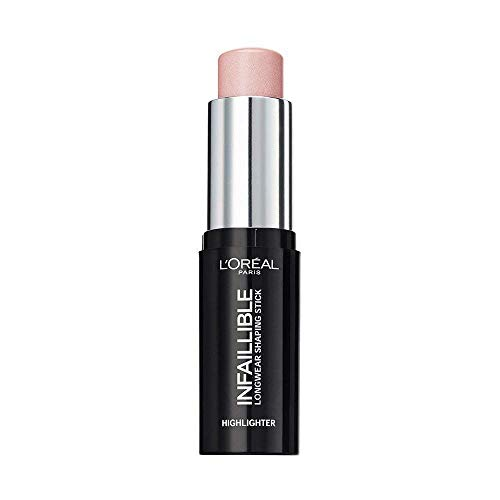 L'Oréal Paris Highlighter Makeup Infaillible Strobing, Kontur-Stick 503, 1er Pack (1 x 9 g)