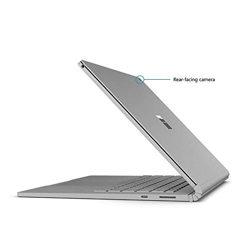 Microsoft Surface Book 2 Intel Core i7 8th Gen 15 inch Touchscreen 2-in-1 Laptop (16GB/256GB/Windows 10 Pro/Integrated Graphics/Platinum/1.642kg), HNR-00029