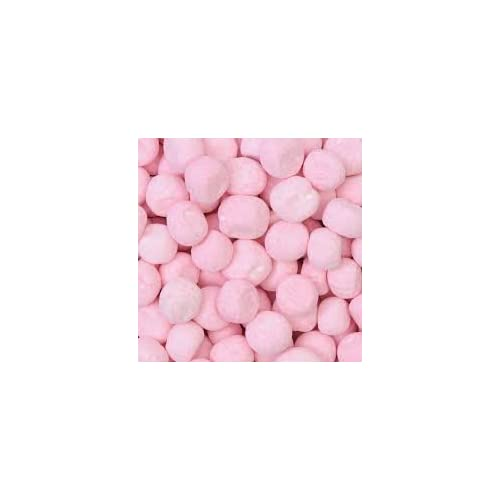 Chewy Strawberry Bonbons 1 Lb Bag