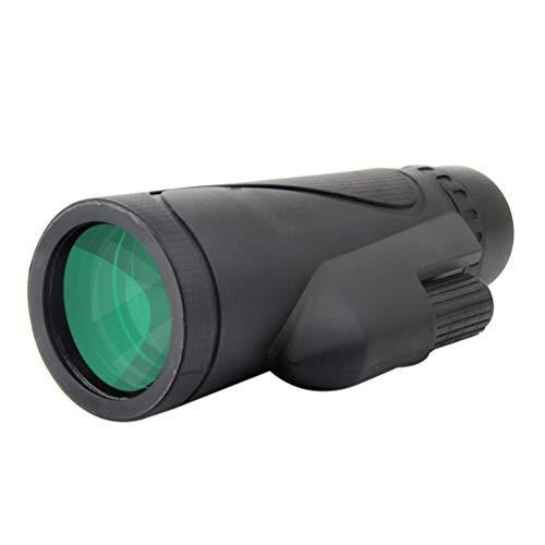 iplusmile 40X60 Fernglas Teleskop Tragbare Einrohr-Teleskop Hochauflösende Reisebrille Kamera für Die Jagd im Freien Wandercamping