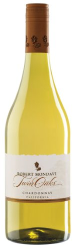Robert Mondavi Twin Oaks Chardonnay 2014/2015 (1 x 0.75 l)