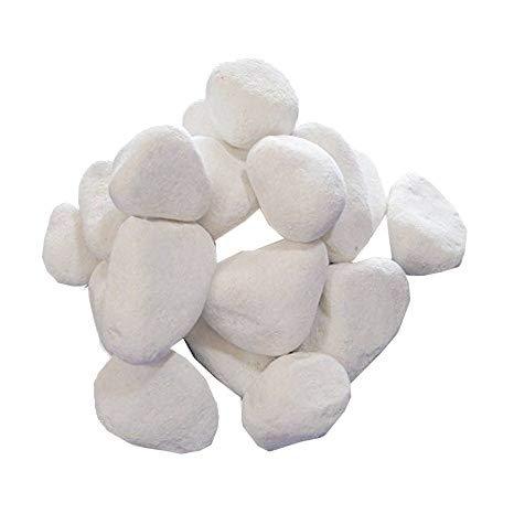 20 pierres décoratives pour les cheminées gel éthanol