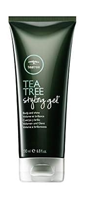 Tea Tree Styling Gel Unisex Gel by Paul Mitchell, 6.8 Ounce