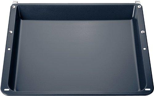 Siemens HZ342002 Zubehör Universalpfanne (Innenabmessungen : 41 x 35 x 4 cm, Außenabmessungen : 46 x 39,5 x 4,5 cm)
