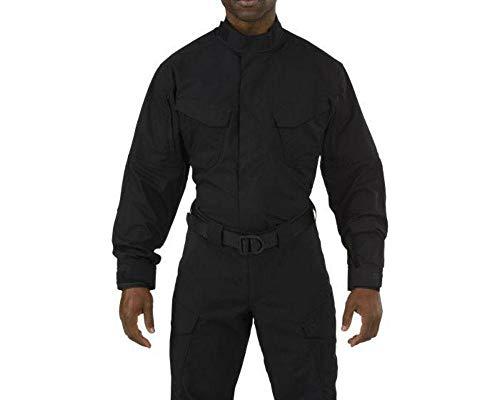 5.11 Tactical Series 511-72416 Chemise Tactique Mixte Adulte, Noir, FR : L (Taille Fabricant : L)