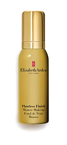 Elizabeth Arden Flawless Finish Mousse Makeup, Natural, 1.4 oz