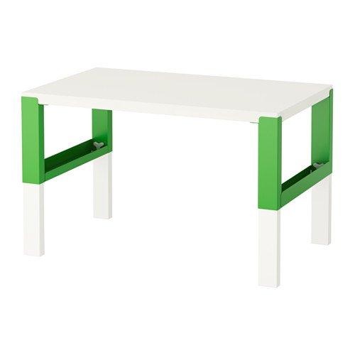 IKEA Schreibtisch weiß, grün 8204.82629.186