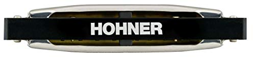 Hohner M50408X - Armonica Silver Star, in Sol