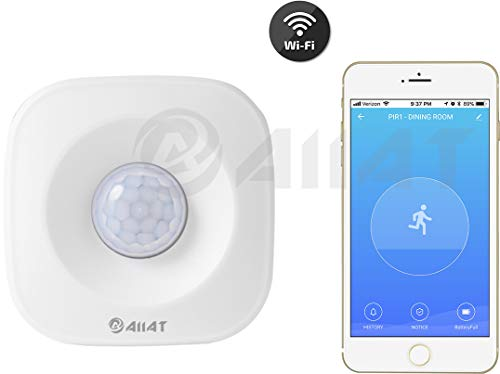 Alarma de Seguridad para el hogar de la Mujer, Inteligente, con aplicación SmartLife, Sensor de Movimiento, Sensor de Seguridad