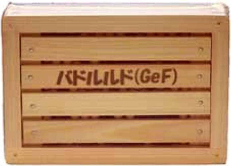 その断線ストレスバドルルド(GeF) 温浴器