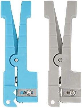 Cable Cutter Wire Stripper Fiber Optic Stripper Fiber Optic Jacket Stripper coaxiale kabel Strippen Cutter Tool Size45162