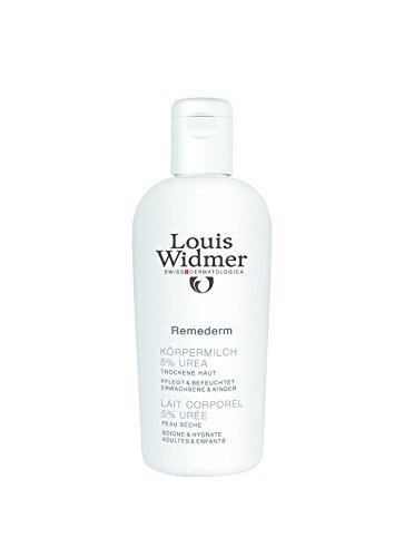 Widmer Remederm Körpermilch 5% Urea leicht parfümi 200 ml