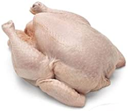 Double Certified Organic Whole Chicken Broilers - Cryovaced (10.25-10.75 Lbs) - Glatt Kosher
