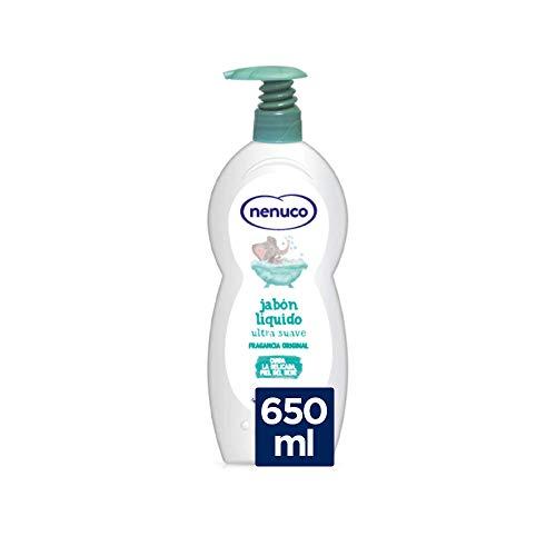 Nenuco Jabon Líquido con olor a colonia Nenuco, dosificador - 650 ml