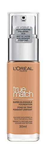 L'Oreal True Match Super Blendable Foundation SPF 17 30ml-7W Golden Amber