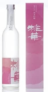 笹の川 純米吟醸「桃華」(500ml)