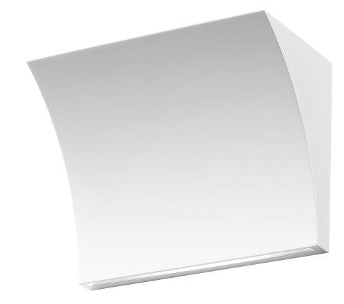 Flos Pochette Up/Down Lampe murale Blanc brillant