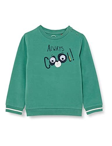 s.Oliver Junior Baby-Jungen 405.10.109.14.140.2104105 Sweatshirt, 7344, 86