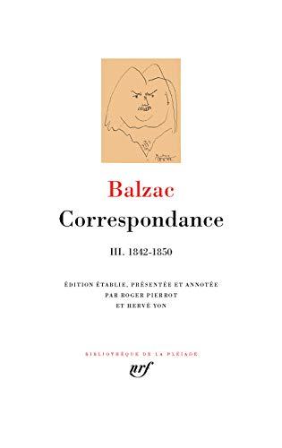 Correspondance: 1842-1850 (3)
