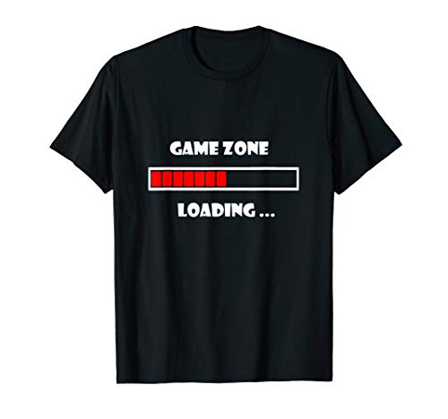 Game Zone Loading - Gaming lovers gift T-Shirt
