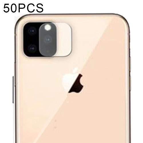 Buena 50 PCS Soft Fiber Back Camera Lens Film Película de vidrio templado for iPhone XIR 2019 CourageL